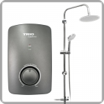 WATER HEATER WITH DC PUMP & RAIN SHOWER TIHP-959RS(GY)